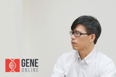臺大基因體醫學中心執行長 李財坤 教授