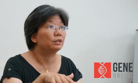 榮陽基因體研究中心 花嘉玲經理