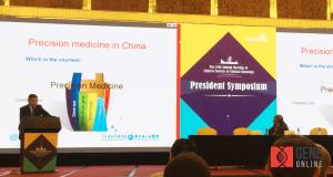 中國臨床腫瘤學會 (CSCO) 主席吳一龍教授