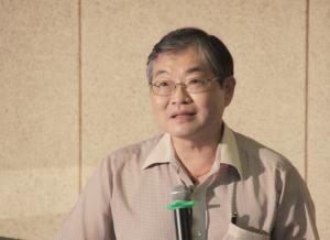 台大生命科學系 陳俊生 教授。來源:CASE 提供。