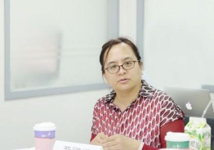 北科大生醫產業中心主任  華國媛