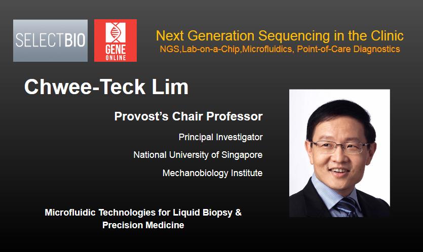 drChwee-Teck Lim