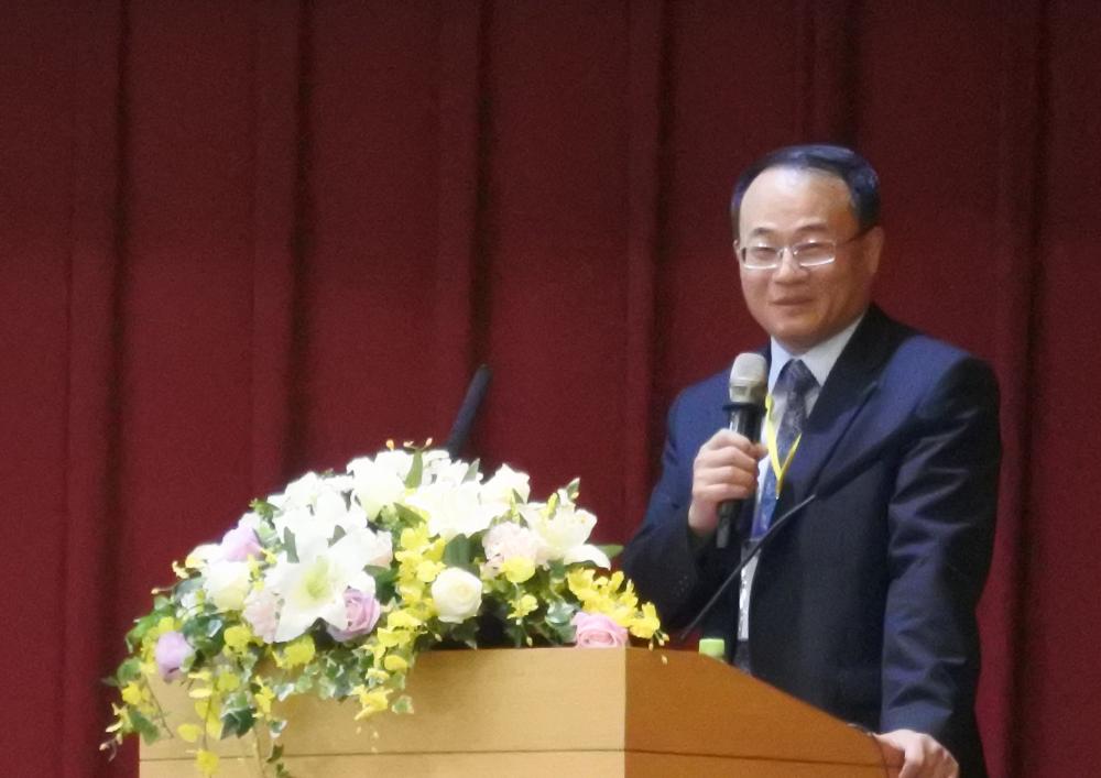 台北醫學大學副校長 吳介信教授