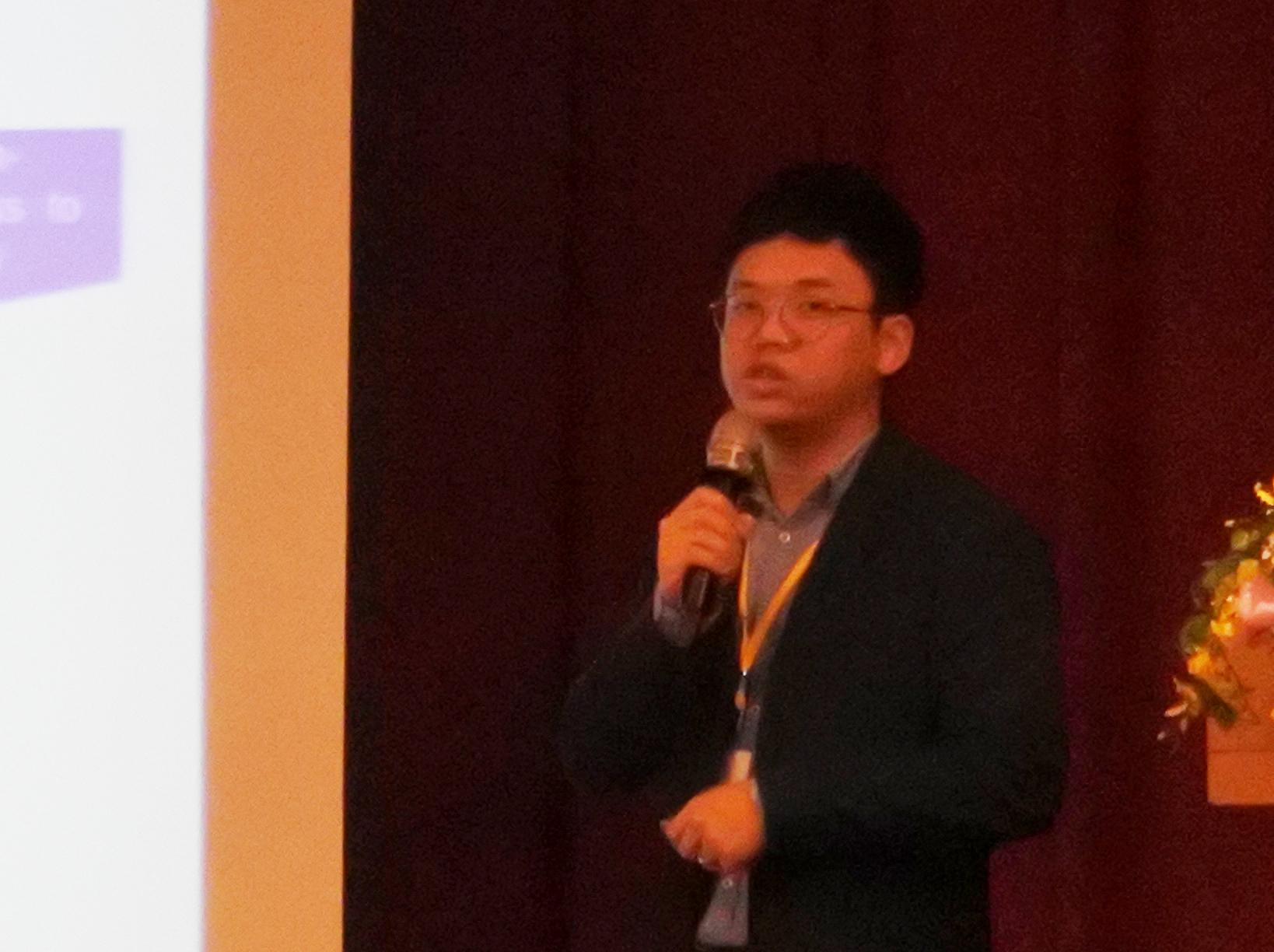 萊富生命科技股份有限公司 黃碩羿經理