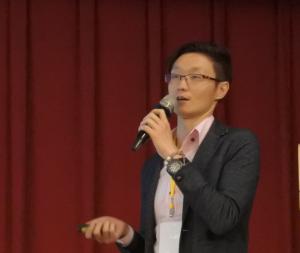 康健基因科技股份有限公司  王威霽經理