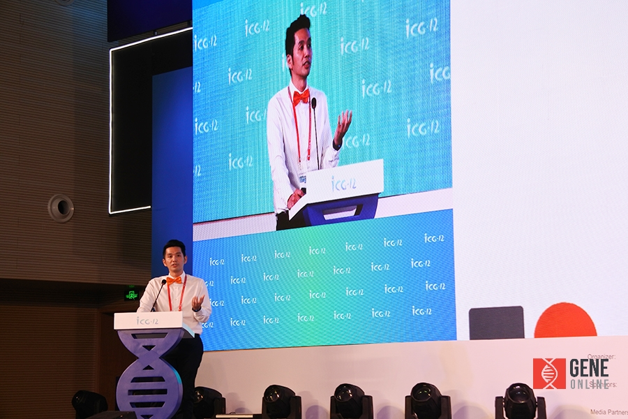 奎克生物光電 (Quarkbio) 副總經理楊博鈞 (Eric Yang)