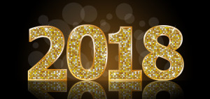 80885646 - happy new year 2018