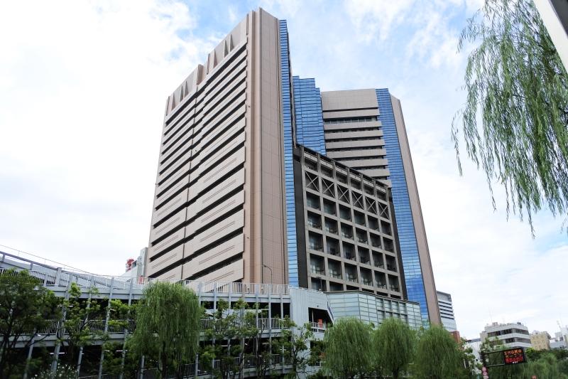 日本國立癌症研究中心。攝影 / 基因線上