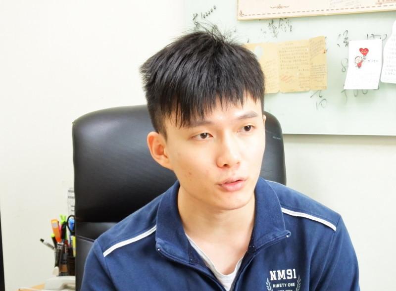 黃順清 博士生