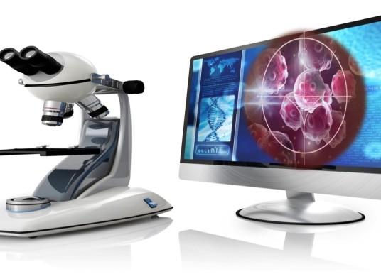 顯微鏡結合AI和AR 可望成為癌症即時檢測好幫手?!