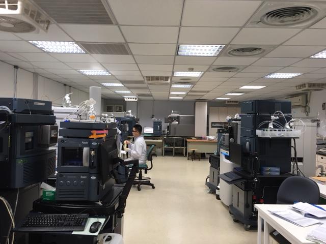 圖片說明:長庚大學健康老化研究中心核心實驗室,包含:Waters UPCC、UPLC、Xevo TQ-XS、SYNAPT G2-S HDMS 及 Vion IMS QTof 等儀器。來源:由長庚大學健康老化研究中心提供。