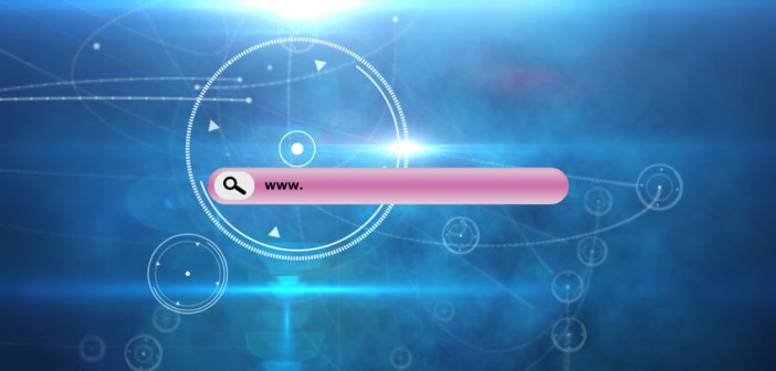 39728539 - search engine  against lines over glowing background