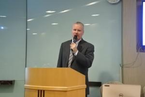 Waters 亞太臨床市場經理 Fionn Quinlan