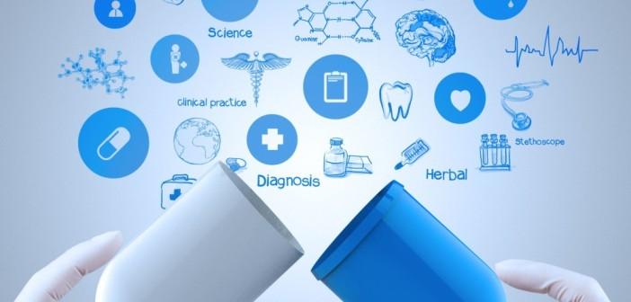 20643884 - medicine doctor hands holding capsule medicine as medical concept