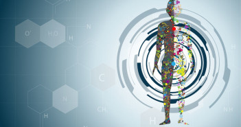 36751485 - molecule body concept of the human dna eps10