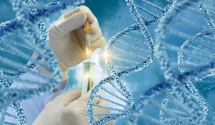 79997438 - the testing of dna molecules concept design.