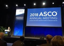 2018年ASCO現場報導(ㄧ): 推動人人受益的精準醫療