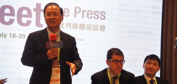 台灣生物產業發展協會 李鍾熙 理事長