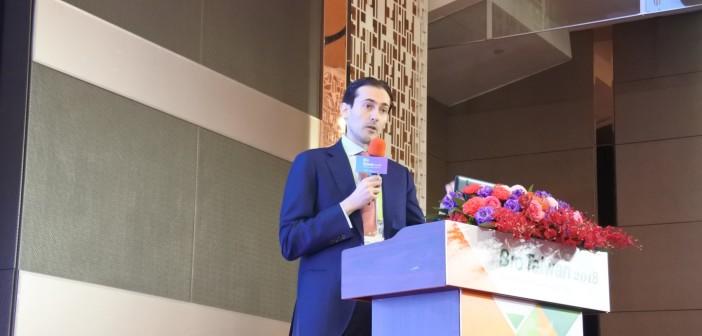 花旗集团投资银行医疗部亚太区董事Miron Lila