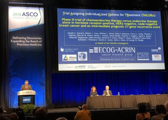 2018年ASCO現場報導(三):基因檢測臨床應用的突破與困境