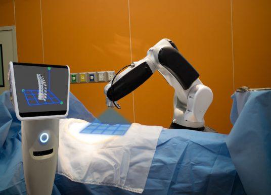 Johnson & Johnson 收購 Auris Health 擴大了機器人手術及診斷業務