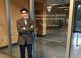 群眾外包—新型態資料分享策略優化患者照護 專訪 哈佛醫學院 Dr. Alireza Haghighi