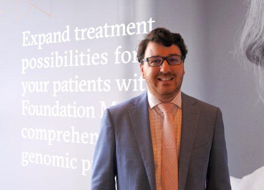 點亮癌症精準醫療的新技術:專訪羅氏基準醫學國際科學主管 Dr. Nicolas Martin
