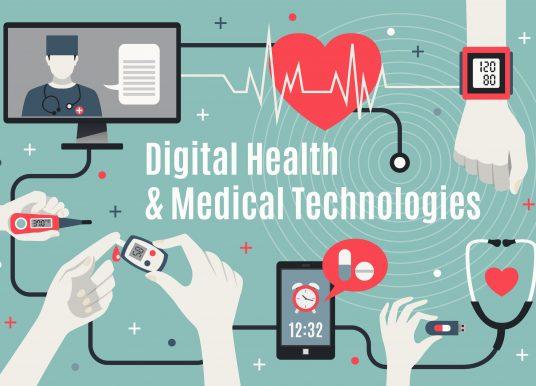 數位健康-國際趨勢與專家觀點