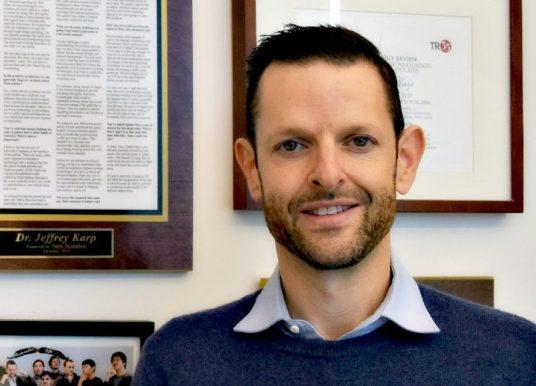 生物靈感如何為當代醫療帶來創新-專訪哈佛醫學院 Jeffrey Karp 博士