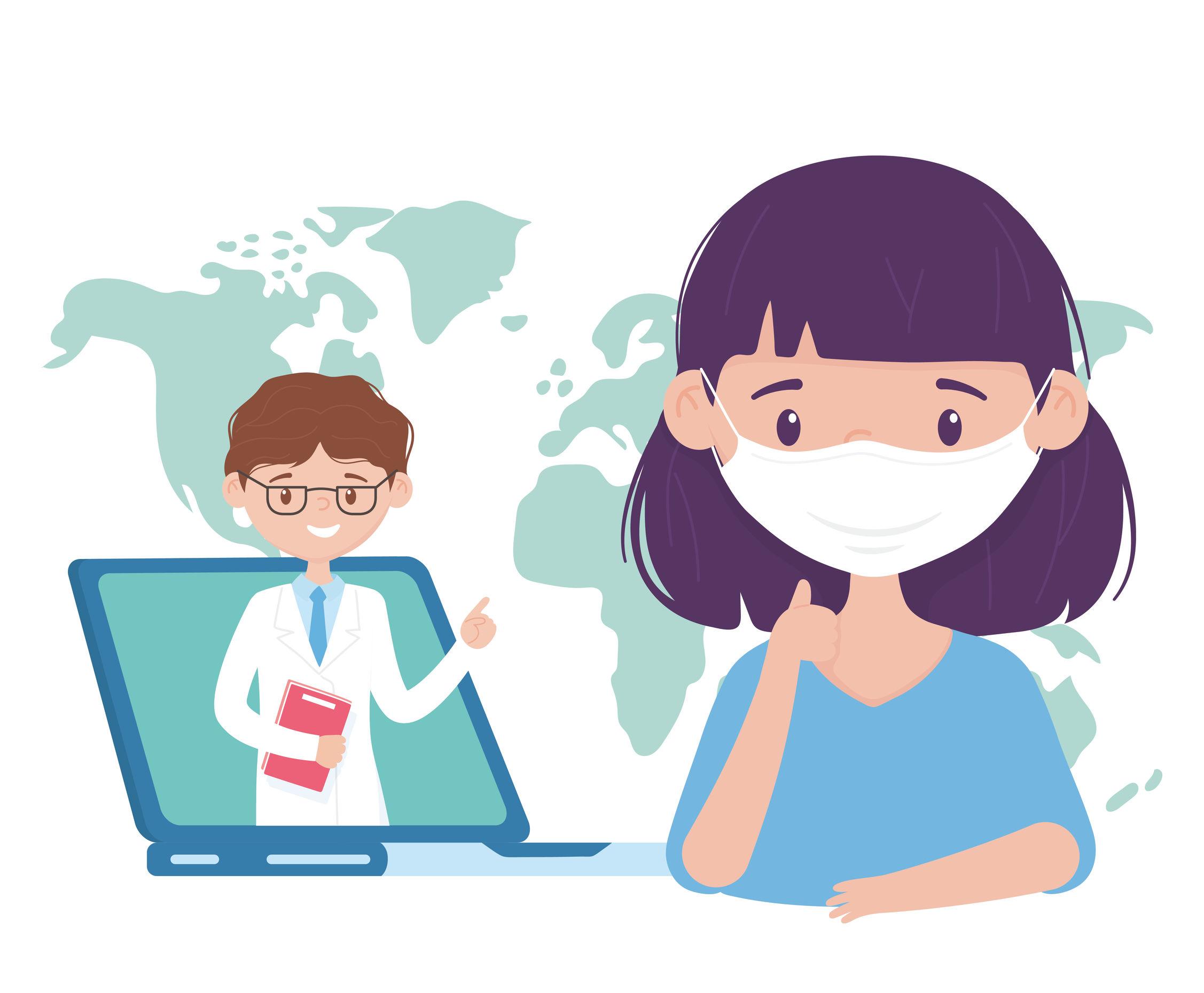 創源攜手醫界投入研究計畫 透過線上轉型助防疫