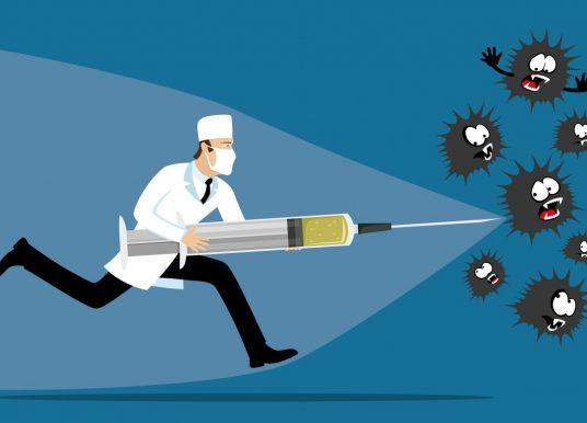疫苗初步結果登 Lancet 期刊!中國藥廠康希諾 Ad5 可中和新冠病毒