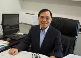 專訪國衛院免疫醫學研究中心譚澤華主任