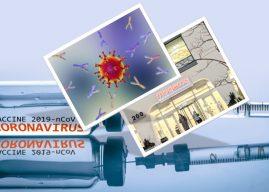 新冠肺炎疫苗开发之路再传捷报!Moderna 公布 1 期试验结果正面!