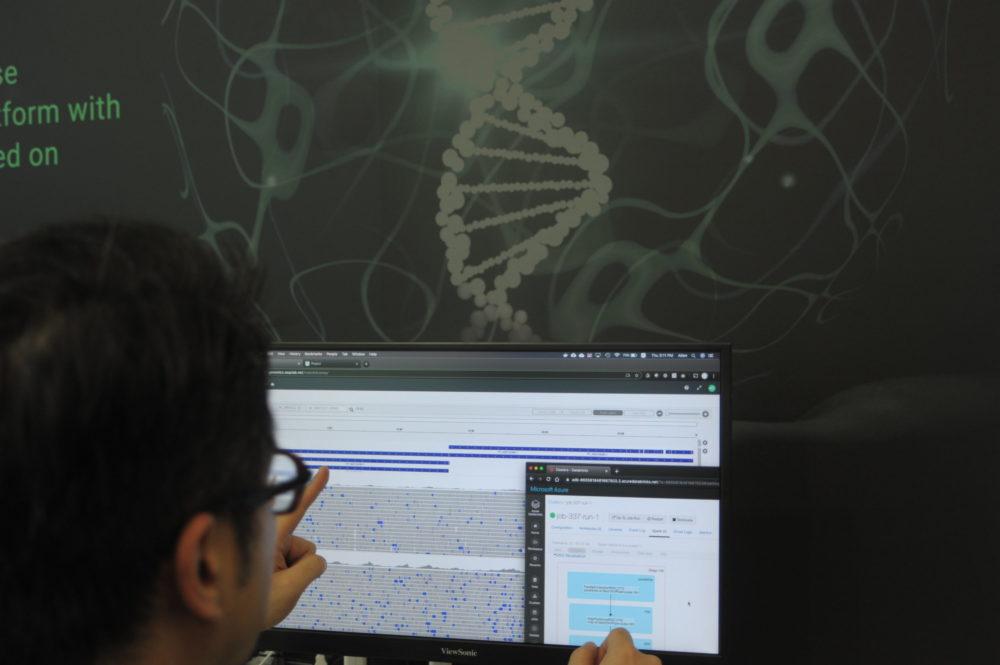 讓基因體定序分析更快速容易!亞大基因攜手有勁基因推超速超強方案